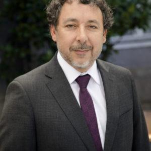 Daniel Esparza, Director Ejecutivo EE